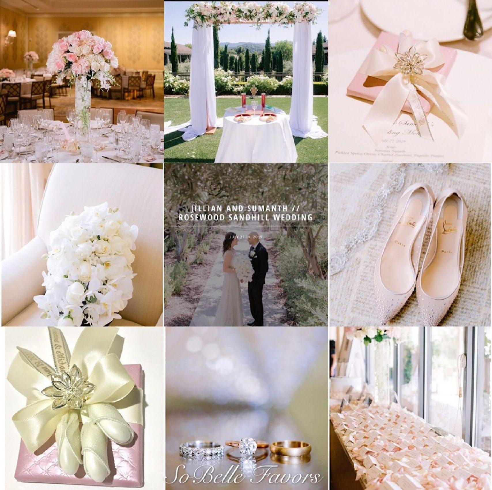 Middle Eastern Custom Wedding Favor
