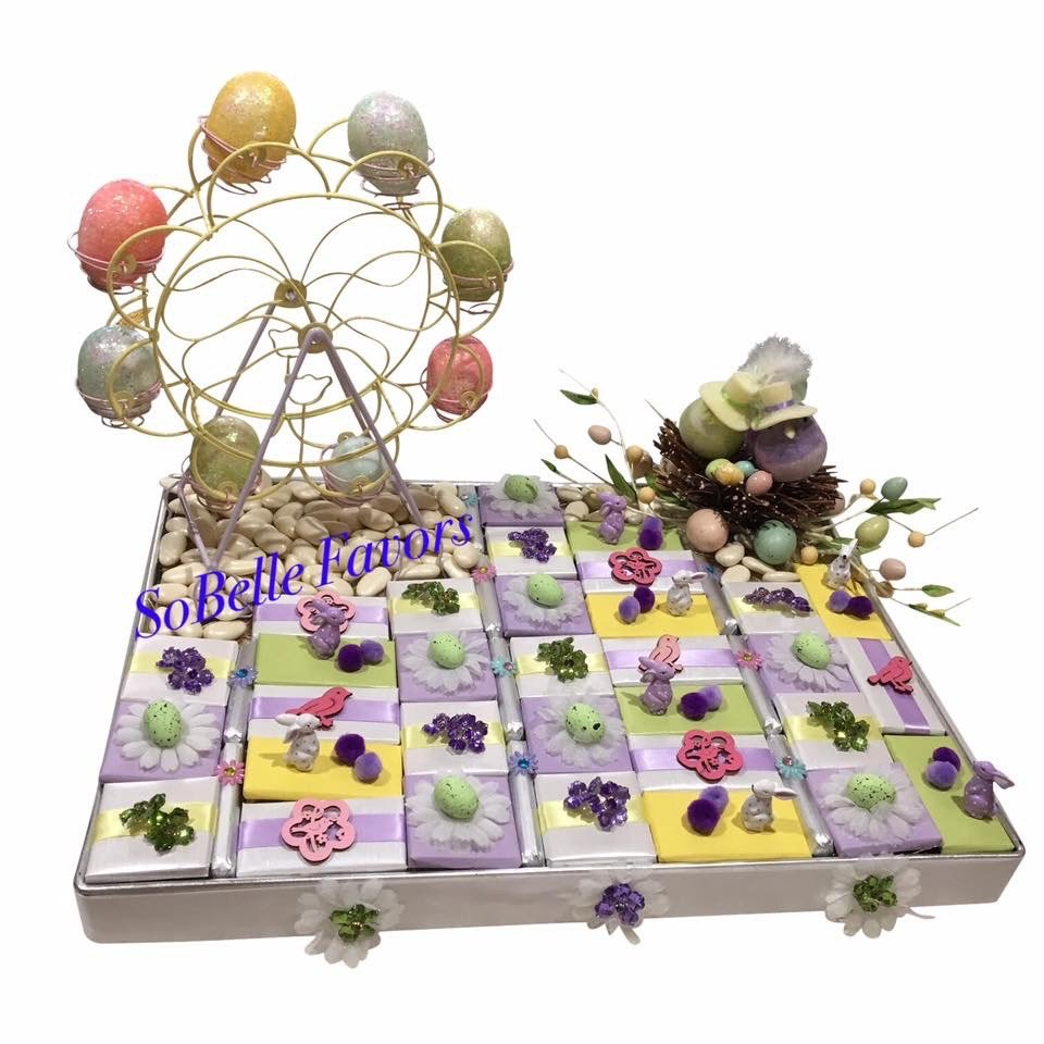 Easter Tray