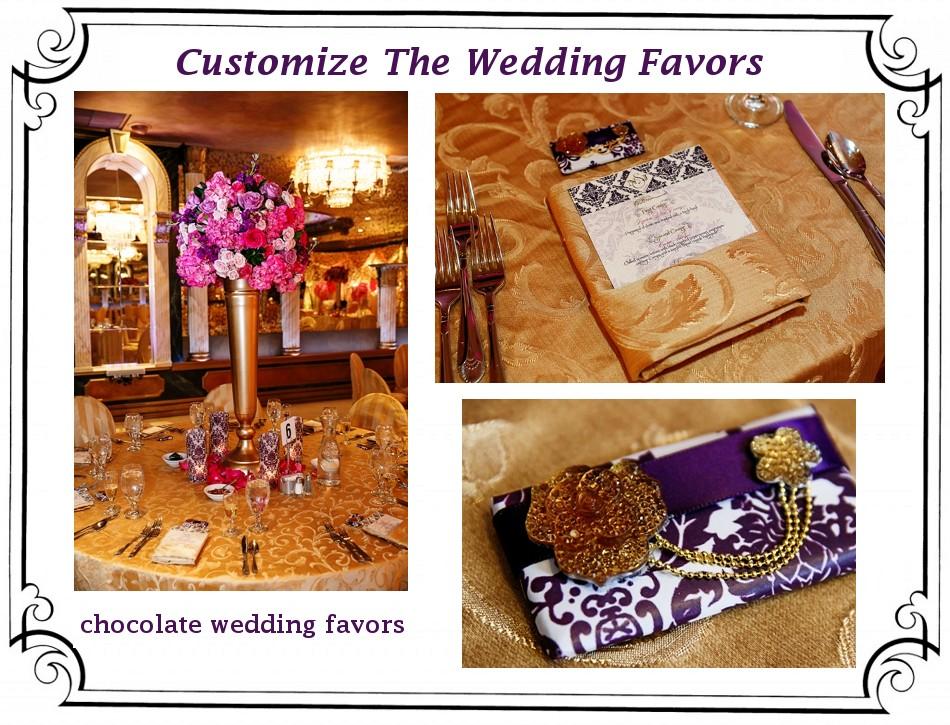 damasks-chocolate-wedding-favors